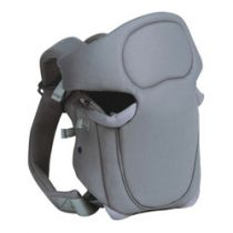 Basic Baby Carrier by Baby Milano - Gray