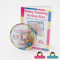 Potty Training in One Day DVD