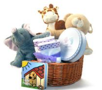 The New Animals Gift Basket