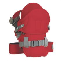 Deluxe Baby Carrier by Baby Milano - Red