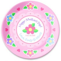 Kids Personalized Plate Mother's Day